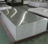 Piatto 6061-T651 della lega di alluminio con spessore 12.7mm, 25.4mm, 38.1mm, 50.8mm