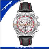 Het Horloge van de Gift van de Hoge van het Eind van de luxe Mensen van het Roestvrij staal