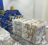 Voll emballierenPressmaschine des automatischen horizontalen Stroh-Hba40-7272
