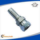 As conexões do tubo hidráulico