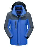 2017冬の熱い販売の人のための防水屋外のSoftshellのジャケット