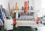 [إل] 2050 [أتك] زورق آلة لأنّ جلد, 4 محور [كنك] [إنغرفينغ] لأنّ خشب