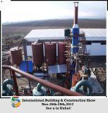 Cadena de producción automática del polvo del yeso natural proceso de fabricación