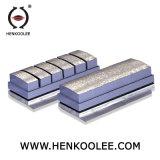 도기 타일 폴란드어를 위한 다이아몬드 금속 Fickert 연마재