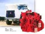 De Motor van Cummins Qsktaa19-C700 voor de Machines van de Bouw