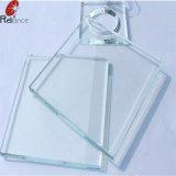 glas van de Vlotter van 5mm het ultra Duidelijke/Transparant Glas met Ce- Certificaat/het Glas van het Venster