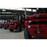 De ruwe Vorkheftruck 2t/2.5t/3t/3.5t/5t van het Terrein 2WD/4WD