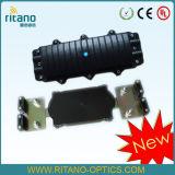 Encierro de la junta del cable de la fibra/tipo encierro de Horizental del empalme/encierro común óptico de fibra