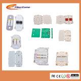 La Chine 24 fibre plastique bac d'épissure de câble à fibres optiques de fermeture de la commune