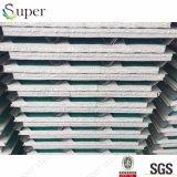 De lichtgewicht EPS van het Polystyreen van het Staal Comités van de Sandwich voor de Muur/het Dak van het Huis