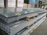 Плоская пластмассы усиленной плита (FRP) крыши стеклотканью, панель крыши стеклоткани