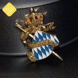 заводская цена Custom эмаль логотип торговой марки булавка значок автомобиля