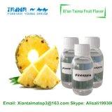 Il sapore dell'ananas di alta concentrazione, campioni è libero di provare