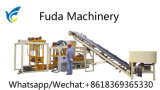 Vollautomatischer Betonstein, der Maschine für Verkauf herstellt