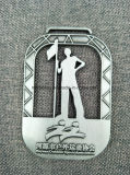Горячее медаль эмали заливки формы медальона Германии большое