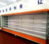 신제품 강직한 슈퍼마켓 공기 냉각 열려있는 정면 다중 갑판 냉각장치