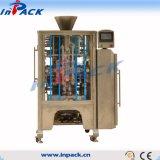 縦形式の盛り土のシールのパッキング機械