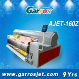 Macchina calda di stampaggio di tessuti della cinghia di Garros Ajet-1601d 1650mm Digitahi di vendita