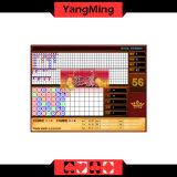 Vector del casino de la visualización de Reslut (YM-EC01)