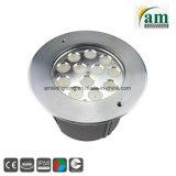 316ss 36watt IP68 LEDの水中プールの噴水ライト