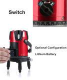 2V1h Groen Licht 3 van LD het Anti Roterende Niveau van de Laser
