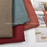 Polyester-Leinen gesponnenes Gewebe für Sofa