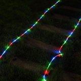 UL588를 가진 10m36LED 8 기능 통제 은 철사 끈 빛파이프 빛은 승인했다