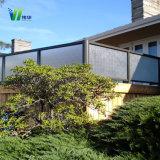 Ausgeglichenes oder abgehärtetes lamelliertes Balkon-Geländer-Glas
