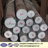 barra 1.2344/H13 redonda de aço laminada a alta temperatura