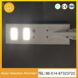 O projeto solar todo da luz do diodo emissor de luz em um ilumina-se com o Ce/TUV aprovado