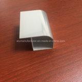 Quadrat, rundes, unterschiedliches Aluminiumlegierung-Strangpresßling-Profil für Tür und Fenster-Gefäß 151