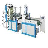 Bolso no tejido automático del rectángulo de la ropa de la alta calidad de alta velocidad que hace la máquina
