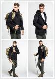 Gli sport esterni degli uomini tattici scaldano il cappotto di addestramento del Windbreaker di combattimento di assalto