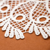 ウェディングドレスのための刺繍のレースファブリック花嫁のレース