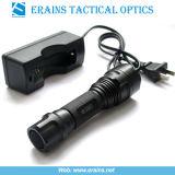 Тактические КРИ Q5 светодиодный фонарик аккумулятор или горелку с настенное зарядное устройство