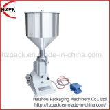 Maquinaria líquida A02 del embalaje de la máquina de rellenar del llenador de la goma neumática
