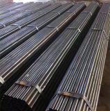 Schwarzes ERW Stahlrohr für Baumaterialien