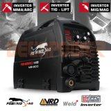 160 Una soldadora MIG MAG TIG MMA 110V/230V de la máquina de soldadura de arco