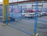 Cerca provisória elétrica móvel Enchanted galvanizada de Canadá do mercado de Canadá