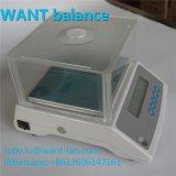 15000g 0.1g 그램 15kgs 수용량 두 배 LCD 빛 전시와 뒤 가벼운 디지털 전자 Weighter Manufactor