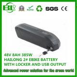 48V 15ah de e-Fiets van de Leverancier van China de Navulbare Batterij van het Lithium van de Batterij van Downtube