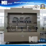 Máquina de empacotamento de enchimento automática do petróleo de motor da venda quente com ISO9001