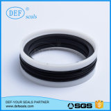 PTFE+NBR+POM уплотнительное кольцо поршня цилиндра для тяжелого режима работы