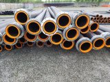 Pumpen-Bagger-Rohr