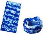 الصين مصنع إنتاج عالة تصميم طبق شريط زرقاء [ميكروفيبر] متعدّد وظائف عنق لفّ