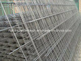 868 Double Galvanized Steel Wire Mesh Fence