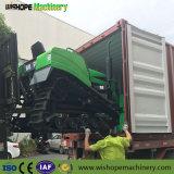 Tractor van het Kruippakje van de Tractor van het Landbouwbedrijf van Landbouwmachines 75HP de Mini voor Verkoop op Youtube