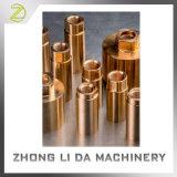 Втулка втулки вставки бронзы светомассы изготавливания части Lathe CNC поворачивая