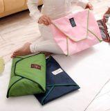 高品質の安く普及したFoldableワイシャツの記憶旅行袋