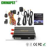 Perseguidor portátil Tk103 do veículo de GSM/GPS com de controle remoto (PST-VT103B)